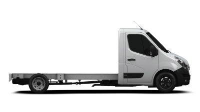 Renault Master Transport Ouvert